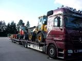 Wheel Loader Shipment