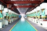 c frame single crank press plant inside