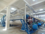 fishmeal production line