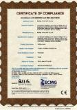 CE cetification