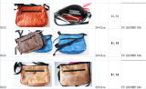 Stock leather bags