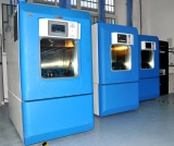 Advanced alternating high and low temperature test chamber