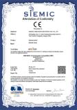 CE certificate of EIB/MIB series