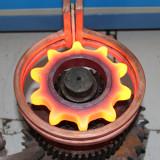 Induction Hardening Machine for Spline Shaft