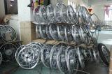 assemble wheel