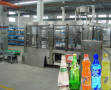 Automatic New Design Soda Water Filling Machine 330/250/500/750/1000/1500/2000ml Bottle