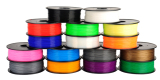 Various colors 1.75mm/3mm PLA 3D Printer Printing Filaments
