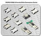 MICRO USB2.0 CONNECTORS SERIES