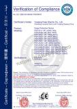 Surge Protector CE certificate