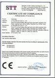 CE certificate of pedometer