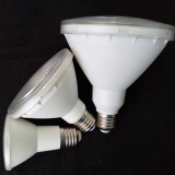 led par lamp housing developed succesully