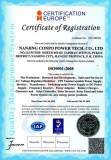 Quality Management System by Certification Europe