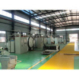 Production equipment of magnet