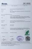 Wave soldering ROHS Certificates