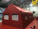 30 sqm Double Layer Inflatable Tent
