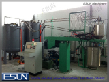 Full Automatic Batch Foaming Machine Exf-110