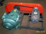 CRZ Drive AH Series Slurry Pump