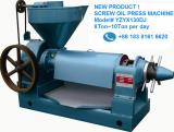 Oil Press machine YZYX130DJ