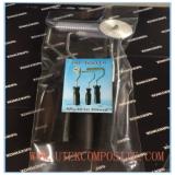 3Pcs/set Aluminum Alloy Fiberglass Bubble Paddle Tool Laminating Roller Kit for FRP Mould