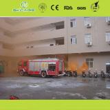 Factory Dorm Fire Drill