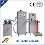 China Best Selling Fire Extinguisher Refill Machine/Fire Extinguisher Filling Machine