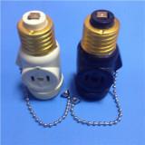 lampholder with zipper