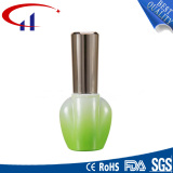 10ML Best Sell Green Color Glass Nail Polish Bottle(CHN8019)