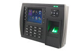 Multi-Media Fingerprint Time Attendance with User Photo Display and Human Voice Prompt ( Model Name: