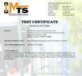 Wellmade Scaffold Modular Scaffolding System Railing Safety System has Certificated AS1576/As1577