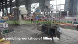workshop(3) assembling workshop for filling lines
