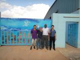 8000-10000 bottled water line in Sudan