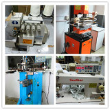 our quality raw materials equipment, advanced technology