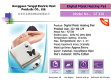 Moist Heating Pad With CE Approval