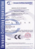 Mixer Machine CE Certificate