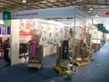 China Machine Fair in Jordan