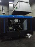 Portable air compressor Test Room
