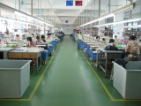 workmanship of sewing department working factory