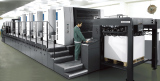 ManRoland High Speed Printing Press