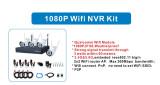 1080P WIFI NVR Kits