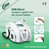 Professional SHR IPL RF 2 in 1 hair removal and skin rejuvenation machine