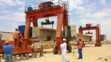 Saudi Arabia project equipment investment construction smoothly