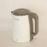 1.5L Double Layer Insulated Stainless Steel Electric Kettle