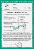 CE Certificate for CNC Lathe Machine