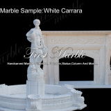 Marble Sample White Carrara