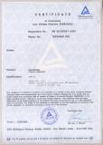 CE certificate of hot fix applicator