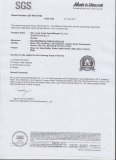 The Certificate of GSG′s Legal Inspection
