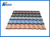 Anti-Earthquake Stone Chip Coated Steel/Metal Roof Tile