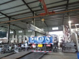 Warehouse for pipe