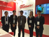 Goldcard participated 19th ′Ros-Gas-Expo′ Show in Russia