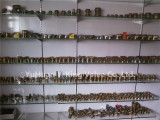 Brass Fittings Sample Room